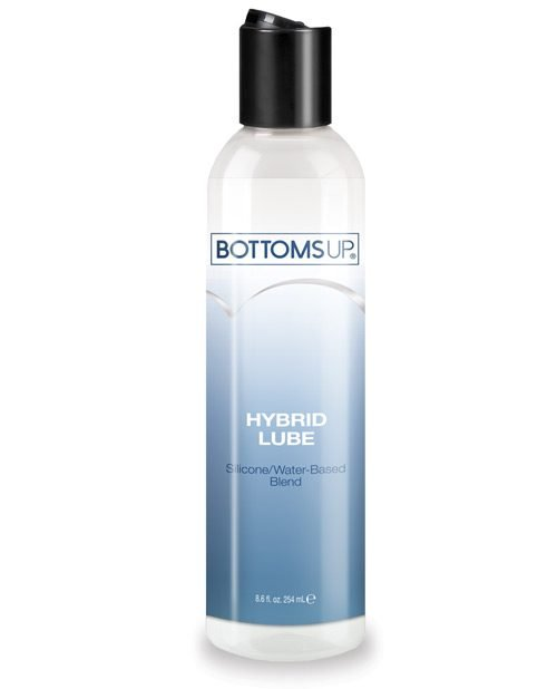Bottoms Up Hybrid Lube - 8.6 oz Clear