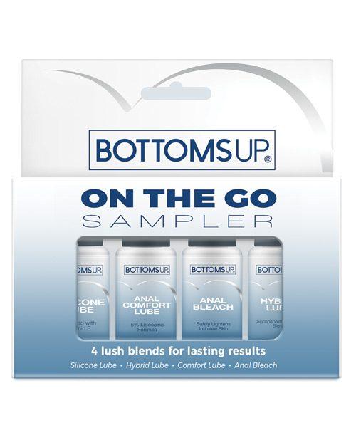 Bottoms Up On The Go Sampler - Asst. 1 oz Pack of 4