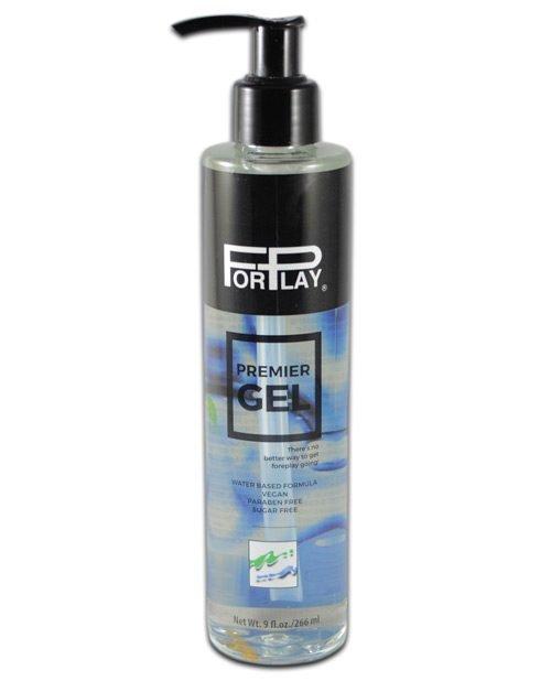 ForPlay Premier Gel Lubricant - 9 oz Pump Bottle