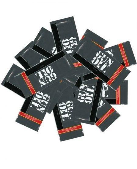 Gun Oil Foil Pack - .17 oz Bag of 50