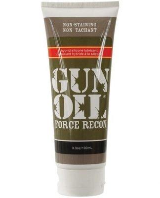 Gun Oil Force Recon Hybrid Silicone Based Lube - 3.3 oz Tube