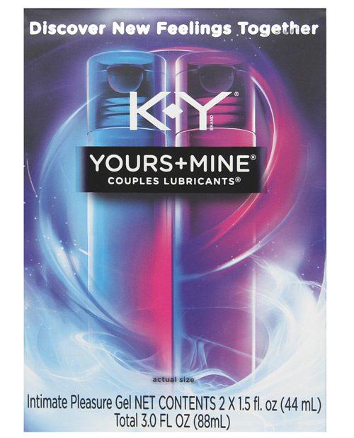 K-Y Yours & Mine Gift Set