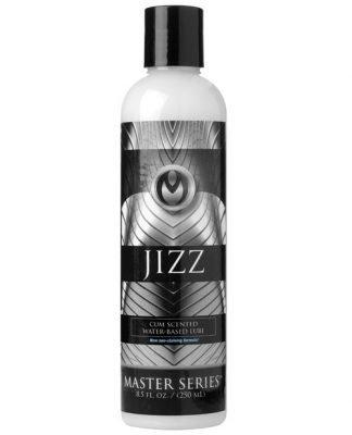 Master Series Jizz Scented Lube - 8 oz
