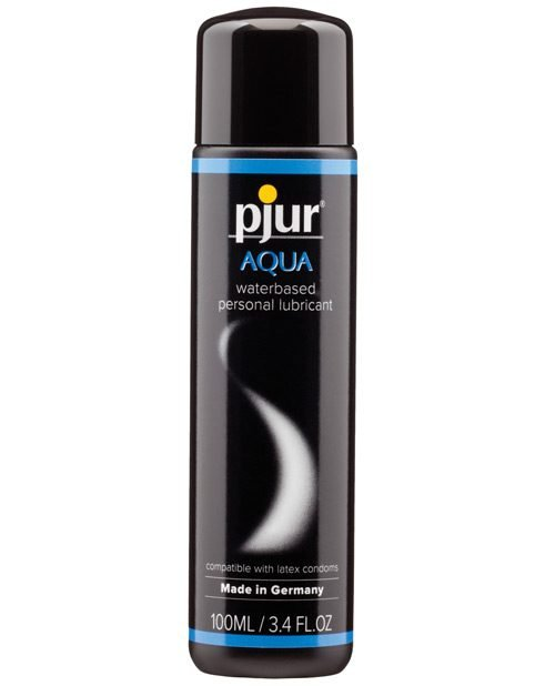 Pjur Aqua Personal Lubricant - 100 ml Bottle