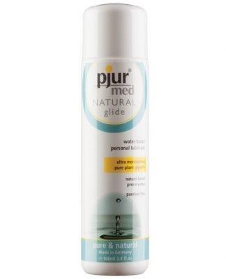 Pjur Med Natural Glide - 100ml Bottle