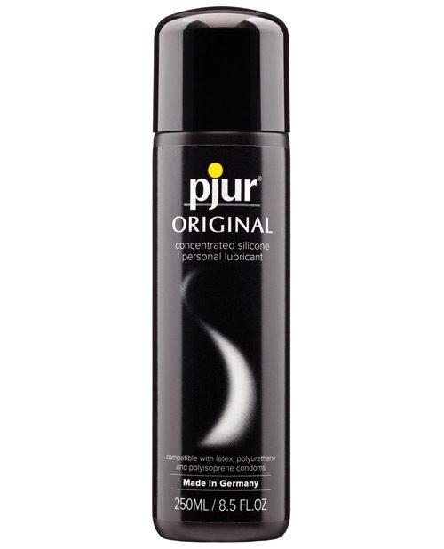 Pjur Original Silicone Personal Lubricant - 250 ml Bottle