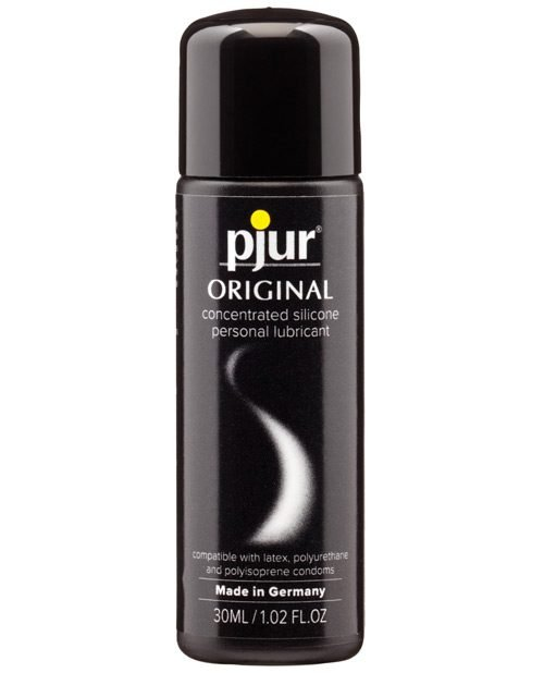 Pjur Original Silicone Personal Lubricant - 30 ml Bottle
