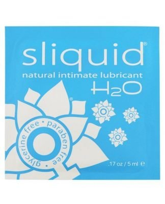 Sliquid Naturals H2O - .17 oz Pillow