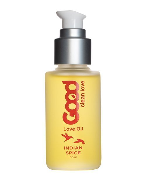 Good Clean Love Indian Spice Love Oil - 50 ml