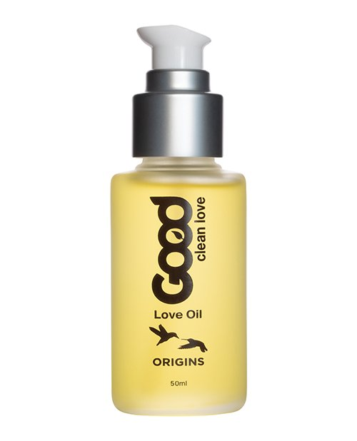 Good Clean Love Origins Love Oil - 50 ml