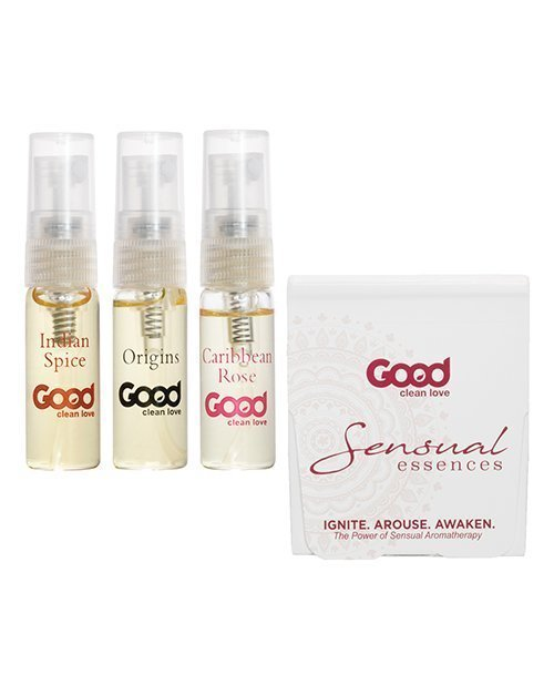 Good Clean Love Sensual Essences Kit