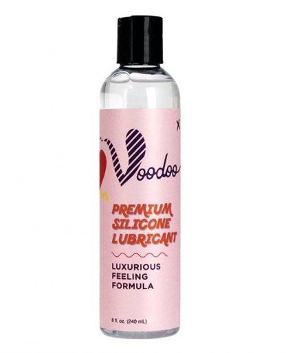 Voodoo Premium Silicone Lubricant - 8 oz
