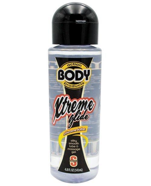Body Action Xtreme Silicone - 4.8 oz Bottle