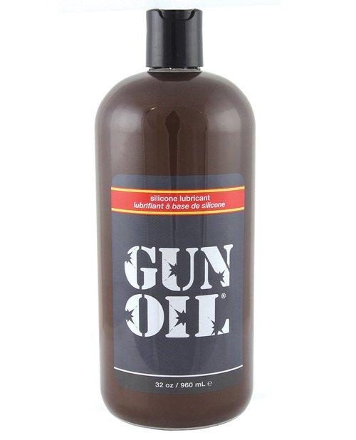 Gun Oil - 32 oz