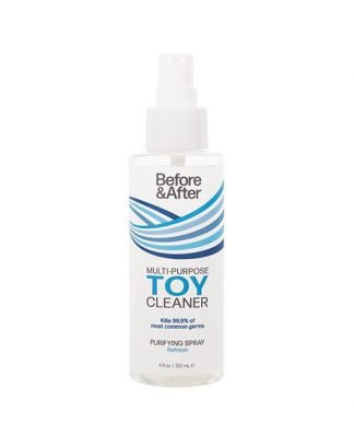 Before & After Spray Toy Cleaner - 4 oz